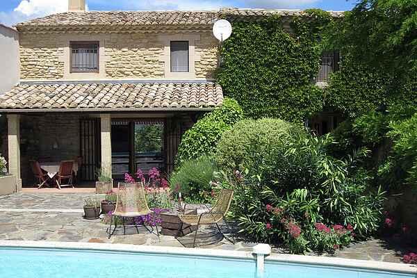 Villa en Gard