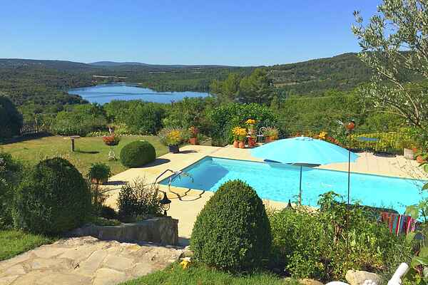 Holiday home in Allemagne-en-Provence