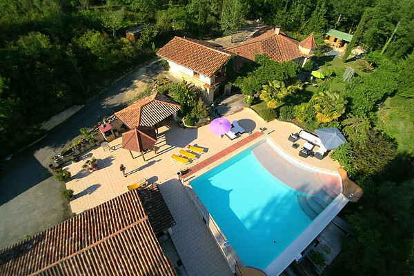 Villa i Marciac