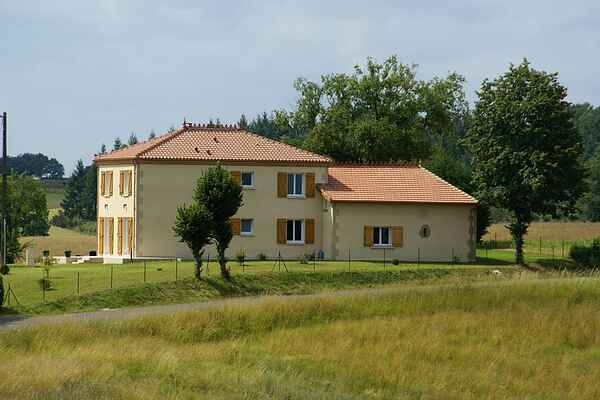Villa in Montesquiou