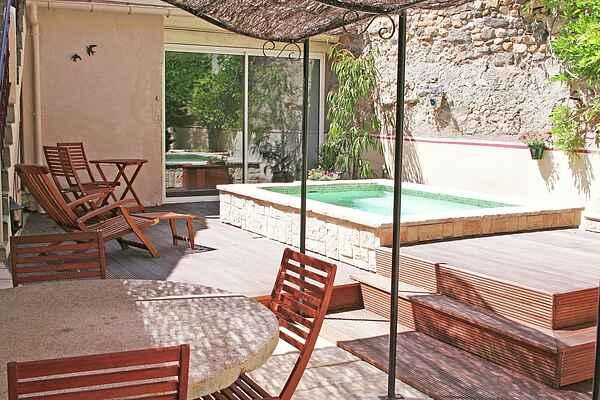 Maison de vacances à Hérault
