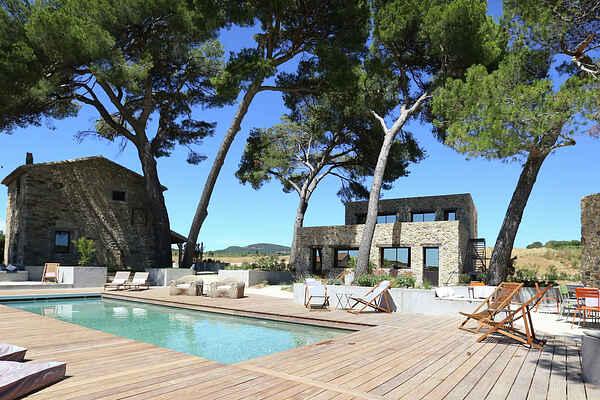 Casa de vacaciones en Hérault