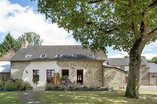 Sommerhus i Saint-Léger-des-Prés