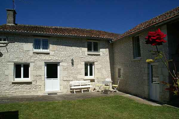 Holiday home in Champigny-sur-Veude