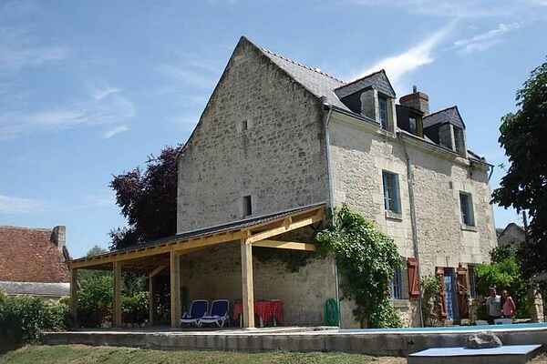Holiday home in Chinon