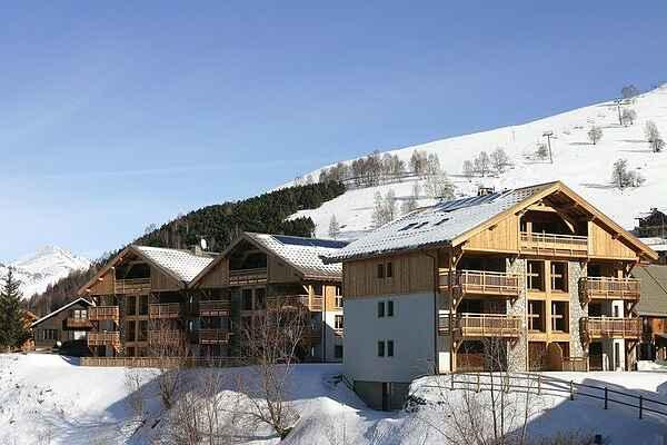 Apartment in Les deux Alpes