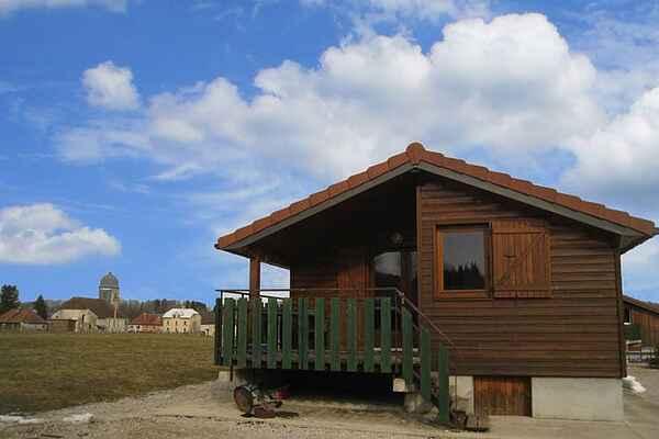 Cottage in Saint-Laurent-en-Grandvaux