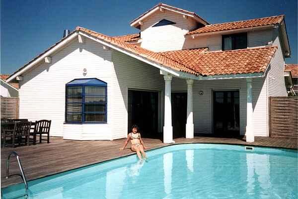 Villa i Messanges