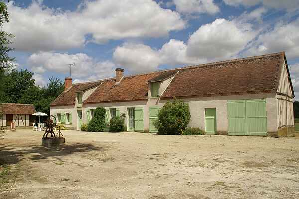 Sommerhus i Bellegarde