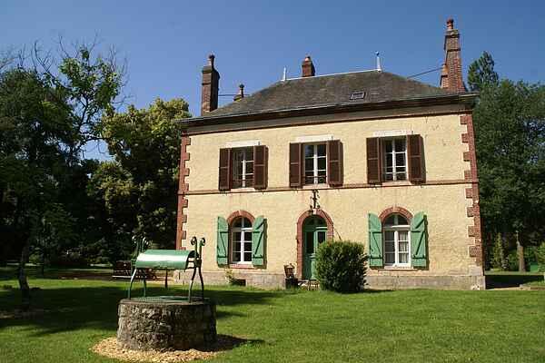 Sommerhus i Châtillon-sur-Loire