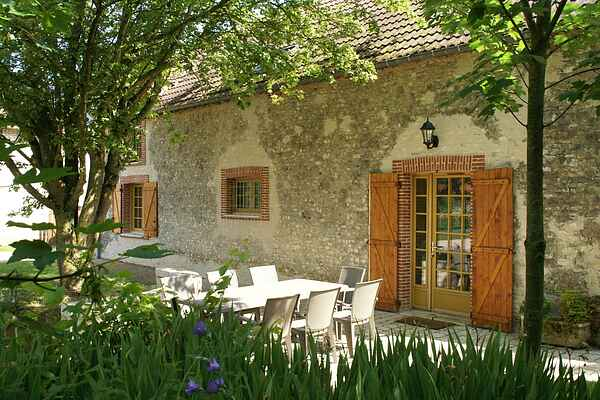 Holiday home in Corbeilles