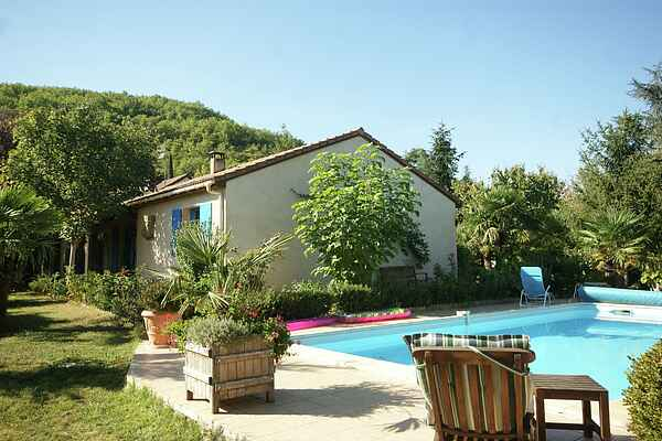 Holiday home in Esclauzels