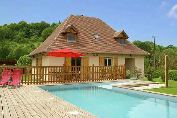 Holiday home in Biars-sur-Cère