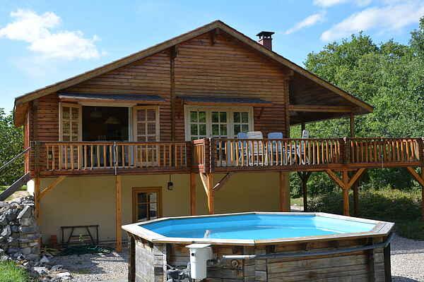 Sommerhus i Saint-Céré