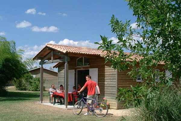 Hytte i Castelmoron-sur-Lot