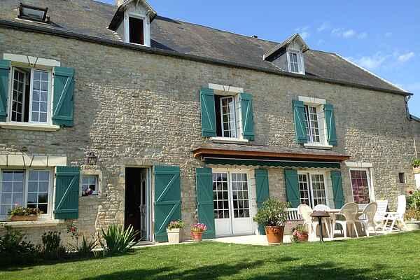 Holiday home in Sainte-Mère-Église