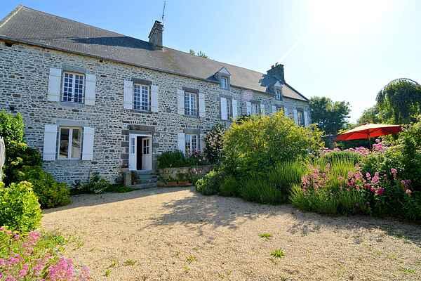 Maison de vacances au Regnéville-sur-Mer