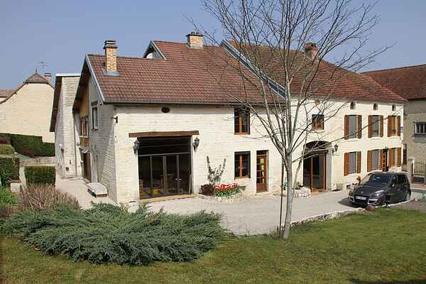 Holiday home in Châteauvillain