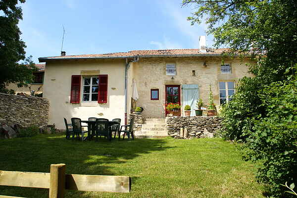 Holiday home in Bar-le-Duc