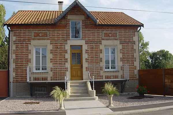 Ferienhaus in Gondrecourt-le-Château