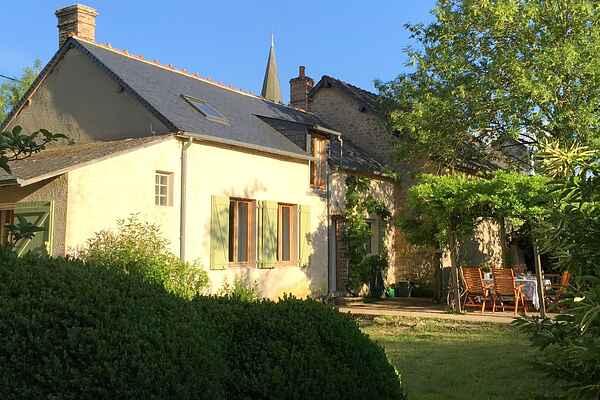 Ferienhaus in Châtillon-en-Bazois