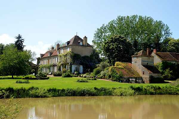 Manor house in Lamenay-sur-Loire
