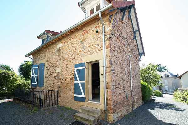 Sommerhus i Saint-Honoré-les-Bains
