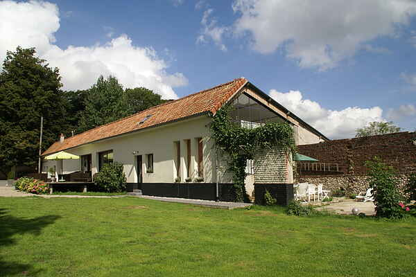 Holiday home in Bécourt