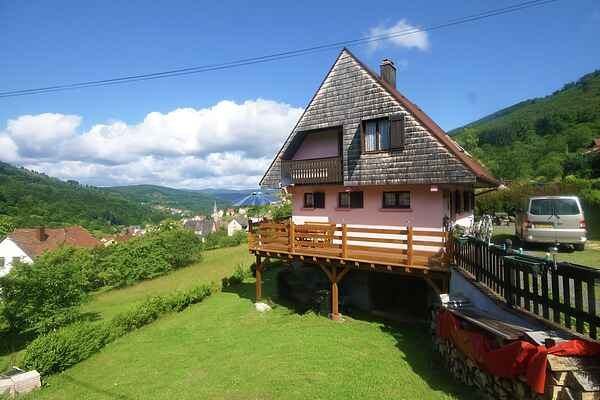 Sommerhus i La Broque