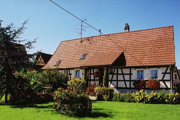 Holiday home in Wissembourg