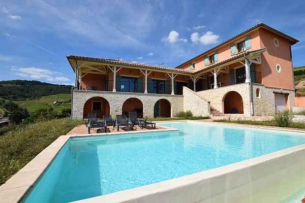 Villa i Chiroubles
