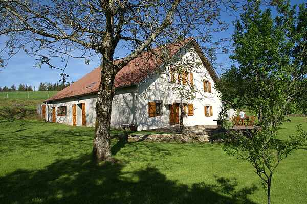 Holiday home in Raddon-et-Chapendu