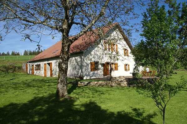 Sommerhus i Raddon-et-Chapendu