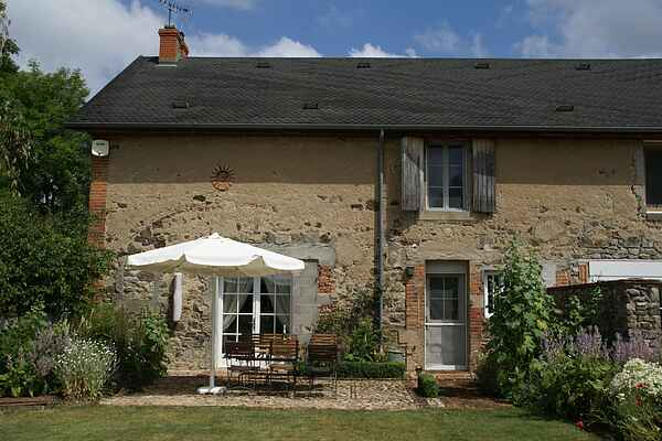 Holiday home in Bourbon-Lancy