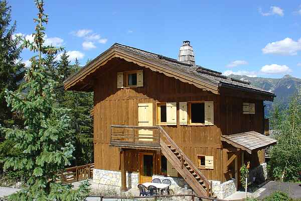 Cottage in Courchevel