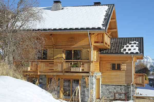Holiday home in Saint-Jean-de-Maurienne