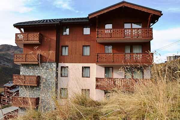 Apartment in Les Menuires