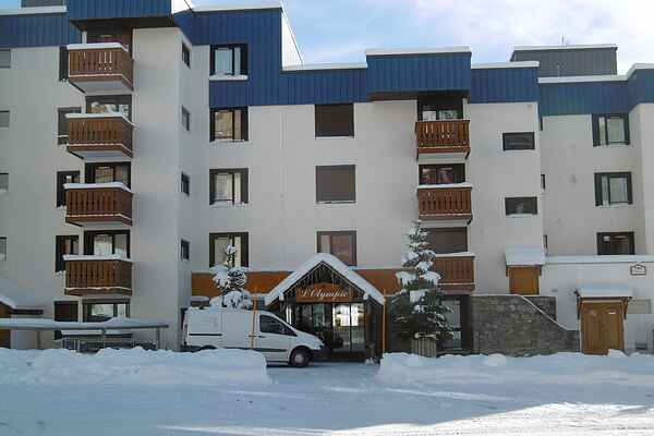 Apartment in Saint-Jean-de-Belleville