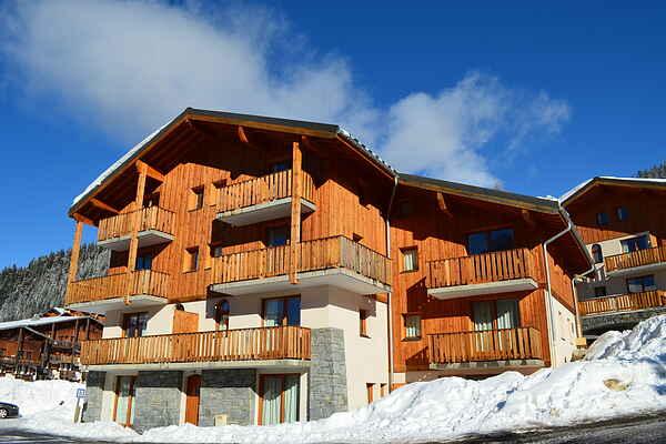 Apartment in Modane