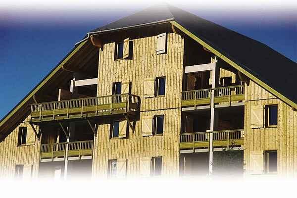 Apartment in Albiez-Montrond