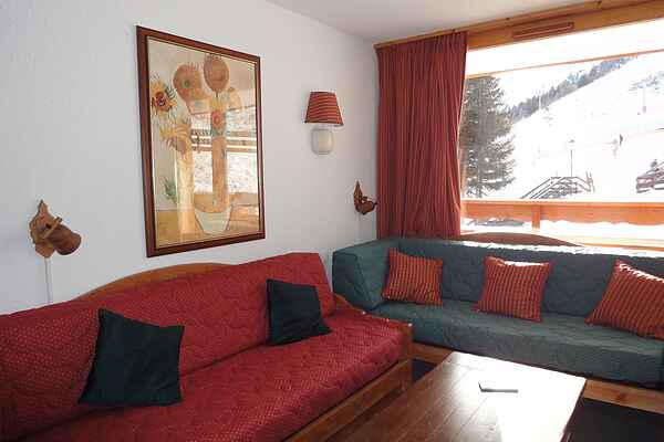 Apartment in Méribel