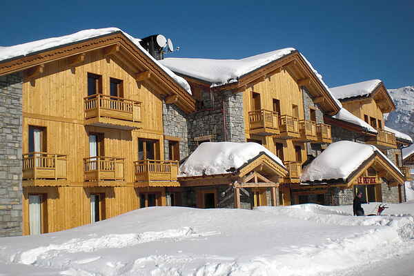 Apartment in La Rosière