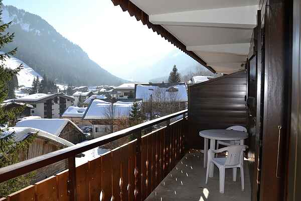 Apartment in Châtel