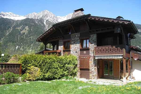Apartment in Chamonix