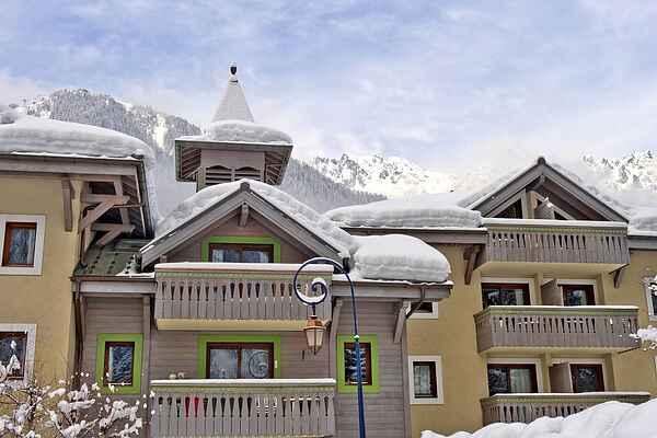 Ferielejlighed i Chamonix
