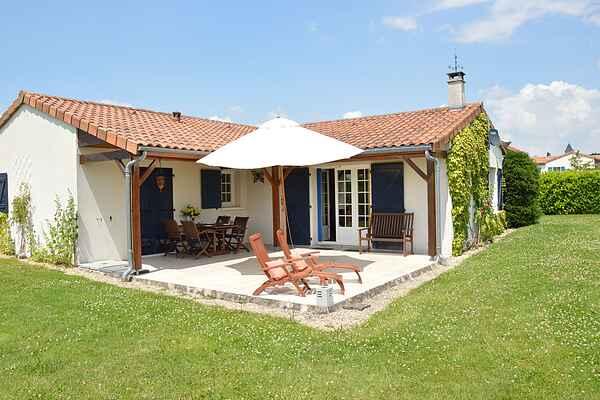 Villa in Saint-Germier