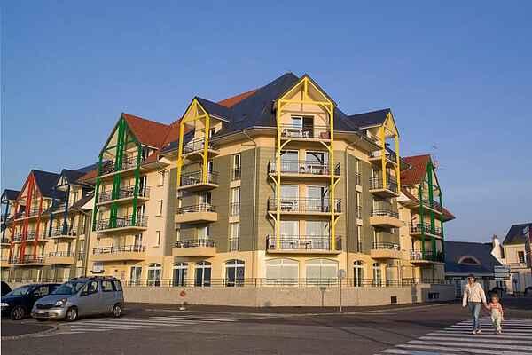 Apartment in Cayeux-sur-Mer