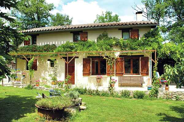 Holiday home in Caylus