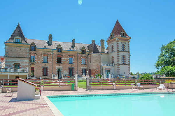 Castle in Valence