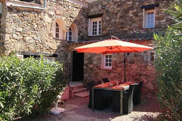 Sommerhus i Sainte-Maxime